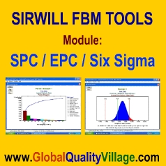 Computer Software for SPC, EPC and Six Sigma